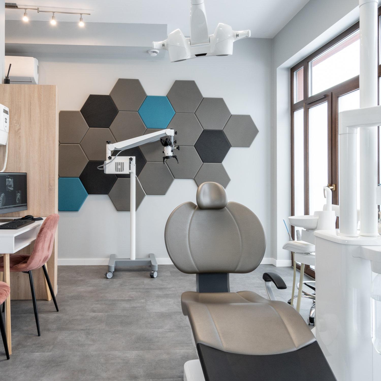 Nowoczesny gabinet stomatologiczny w centrum Niepołomice
