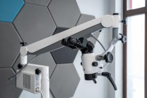 Mikroskop do leczenia kanałowego