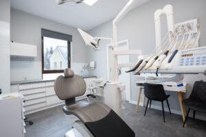 Fotel stomatologiczny Sirona